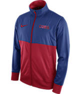 Men's Nike Chicago Cubs MLB Full-Zip Track Jacket