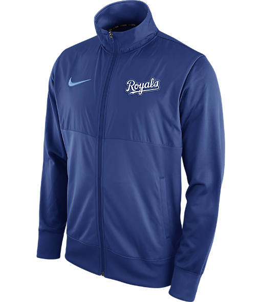 Men's Nike Kansas City Royals MLB Full-Zip Track Jacket