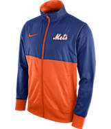 Men's Nike New York Mets MLB Full-Zip Track Jacket
