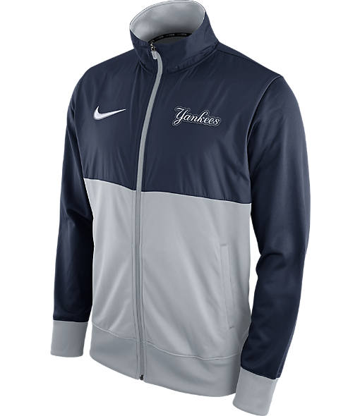 Men's Nike New York Yankees MLB Full-Zip Track Jacket