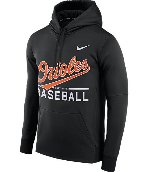 Men's Nike Baltimore Orioles MLB GM Therma Hoodie