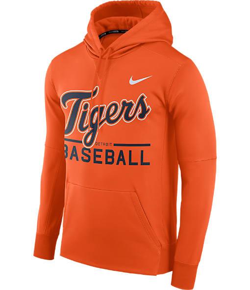 Men's Nike Detroit Tigers MLB GM Therma Hoodie