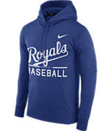 Men's Nike Kansas City Royals MLB GM Therma Hoodie