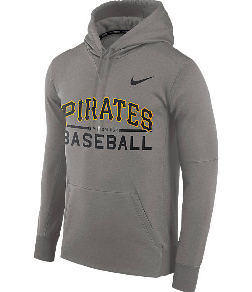 Men's Nike Pittsburgh Pirates MLB GM Therma Hoodie