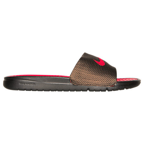 Men's Nike Benassi Solarsoft Slide Sandals