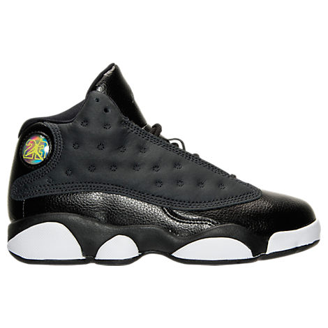 Girls' Preschool Jordan Retro 13 Basketball Shoes