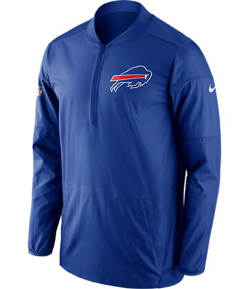 Men's Nike Buffalo Bills NFL Lockdown Jacket