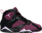 Girls' Preschool Air Jordan Retro 7 Basketball Shoes