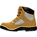 Left view of Boys' Grade School Timberland 6 Inch Field Boots in