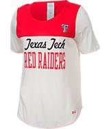 Women's Under Armour Texas Tech Red Raiders College Shirzee T-Shirt