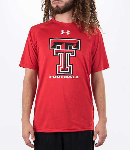 Men's Under Armour Texas Tech College Onfield Football T-Shirt