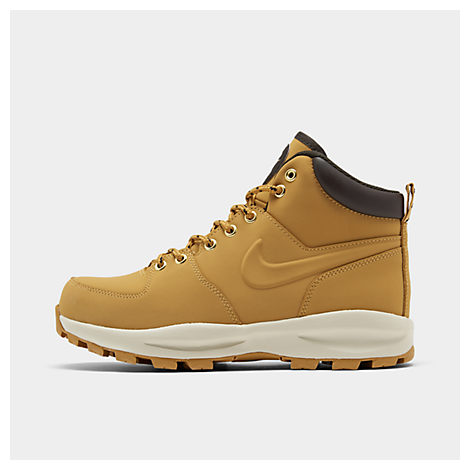 s nike manoa leather boots finish line