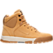 Right view of Men's Nike Air Nevist 6 Leather Boots in Haystack/Velvet Brown