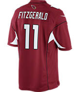 Men's Nike Arizona Cardinals NFL Larry Fitzgerald Limited Jersey