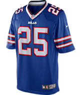 Men's Nike Buffalo Bills NFL LeSean McCoy Limited Jersey