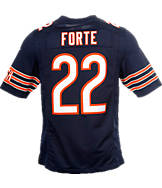 Men's Nike Chicago Bears NFL Matt Forte Limited Jersey