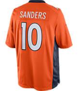 Men's Nike Denver Broncos NFL Emmanuel Sanders Limited Jersey