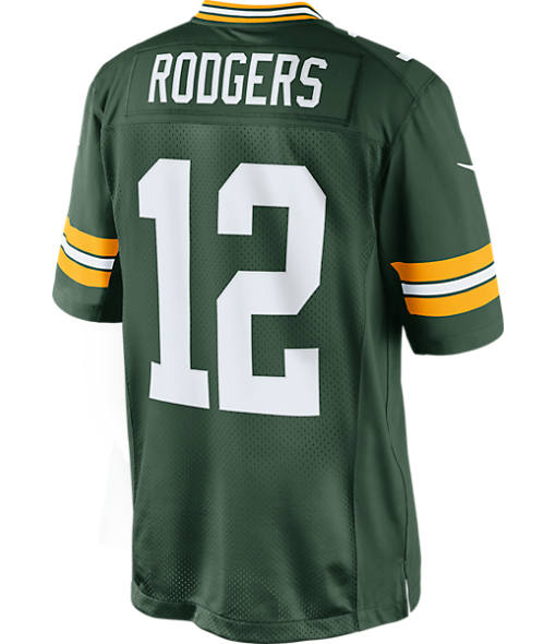 Men's Nike Green Bay Packers NFL Aaron Rodgers Limited Jersey