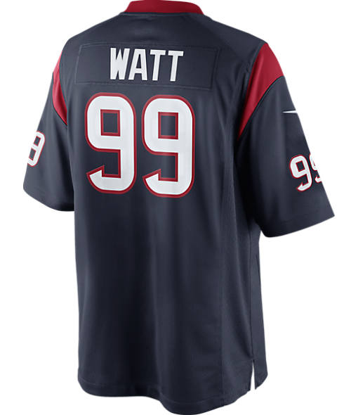 Men's Nike Houston Texans NFL J.J. Watt Limited Jersey