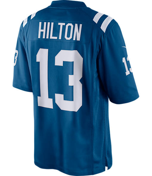 Men's Nike Indianapolis Colts NFL TY Hilton Limited Jersey