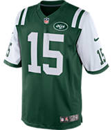Men's Nike NFL New York Jets Brandon Marshall Limited Jersey