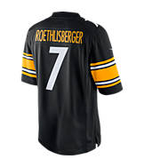 Men's Nike Pittsburgh Steelers NFL Ben Roethlisberger Limited Jersey
