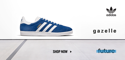 Adidas Gazelle Shop Now.