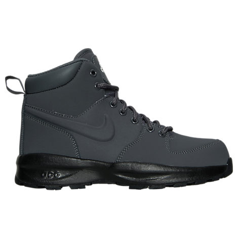 Boys' Grade School Nike Manoa Leather Boots