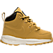 Right view of Boys' Toddler Nike Manoa Leather Boots in Wheat