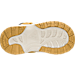 Bottom view of Boys' Toddler Nike Manoa Leather Boots in Wheat