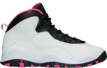 GIRLS' GRADESCHOOL AIR JORDAN 10 RETRO