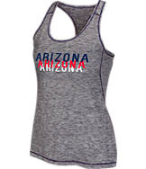 Women's Stadium Arizona Wildcats College Race Tank