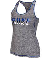Women's Stadium Duke Blue Devils College Race Tank