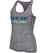 Women's Stadium Notre Dame Fighting Irish College Race Tank