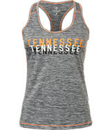 Women's Stadium Tennessee Volunteers College Race Tank