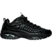 Right view of Men's Skechers Energy Afterburn Training Shoes in Black/Black