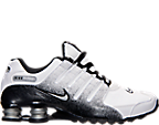Men's Nike Shox NZ EU Running Shoes