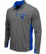 Men's Stadium Duke Blue Devils College Ridge 1/4-Zip Shirt