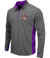 Men's Stadium LSU Tigers College Ridge 1/4-Zip Shirt