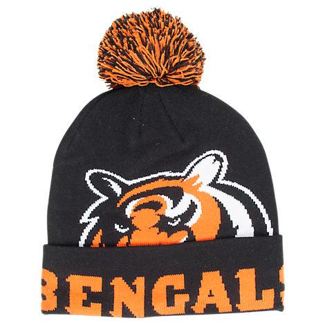 New Era Cincinnati Bengals NFL Colossal Team Knit Hat