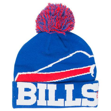 New Era Buffalo Bills NFL Colossal Team Knit Hat