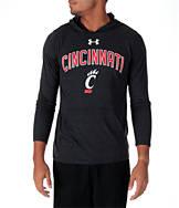 Men's Under Armour Cincinnati Bearcats College TriBlend Hooded T-Shirt