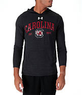 Men's Under Armour South Carolina Gamecocks College TriBlend Hooded T-Shirt