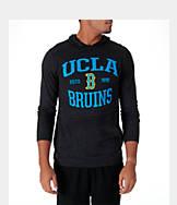 Men's Under Armour UCLA Bruins College TriBlend Hooded T-Shirt