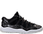 Boys' Preschool Jordan Retro 11 Low Basketball Shoes