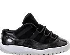 Boys' Toddler Jordan Retro 11 Low Basketball Shoes