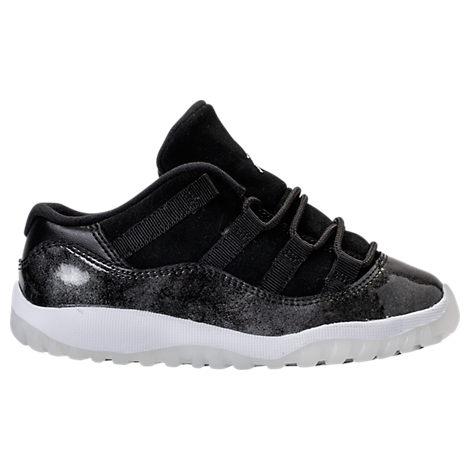 Boys' Toddler Jordan Retro 11 Low Basketball Shoes