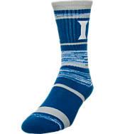 For Bare Feet Duke Blue Devils NCAA RMC Stripe Socks