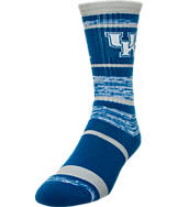For Bare Feet Kentucky Wildcats NCAA RMC Stripe Socks