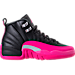 Girls' Grade School Air Jordan Retro 12 (3.5y-9.5y) Basketball Shoes Product Image